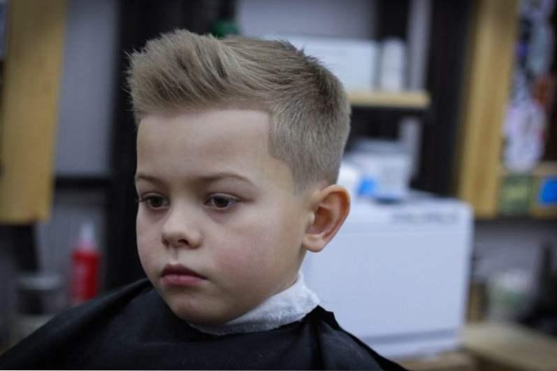 Frizure Za Dječake Moderan I Stilski Frizure I Frizure Za
